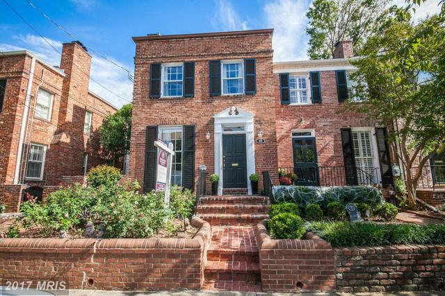 822 Pitt Street S, Alexandria, VA 22314 (#AX10082353) :: Tom & Cindy and Associates