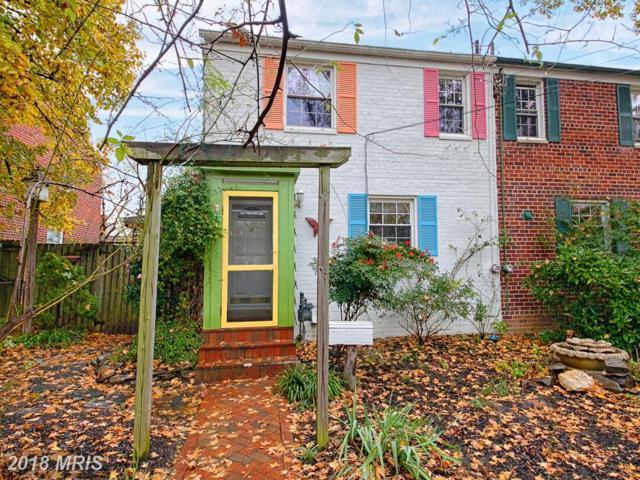 2813 Mosby Street, Alexandria, VA 22305 (#AX10098410) :: Pearson Smith Realty