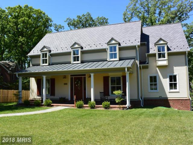 2436 Ridge Road Drive, Alexandria, VA 22302 (#AX10099101) :: Pearson Smith Realty