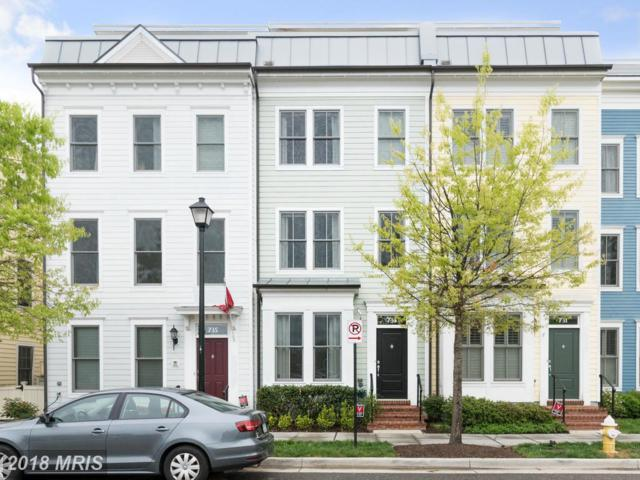 733 Alfred Street N, Alexandria, VA 22314 (#AX10101691) :: Pearson Smith Realty