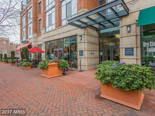520 John Carlyle Street #322, Alexandria, VA 22314 (#AX10114363) :: Tom & Cindy and Associates