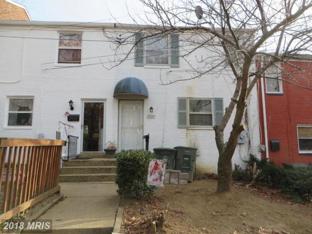 2927 Sycamore Street, Alexandria, VA 22305 (#AX10121425) :: Pearson Smith Realty