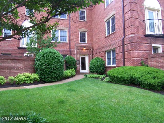 1109 Pitt Street 2B, Alexandria, VA 22314 (#AX10122495) :: Pearson Smith Realty