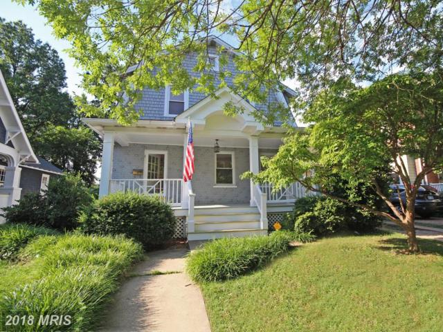 18 Cedar Street W, Alexandria, VA 22301 (#AX10124348) :: Keller Williams Pat Hiban Real Estate Group