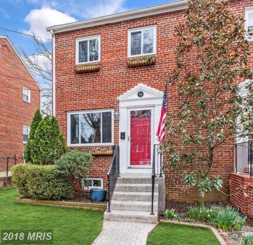 7 Myrtle Street 1/2, Alexandria, VA 22301 (#AX10185274) :: Arlington Realty, Inc.