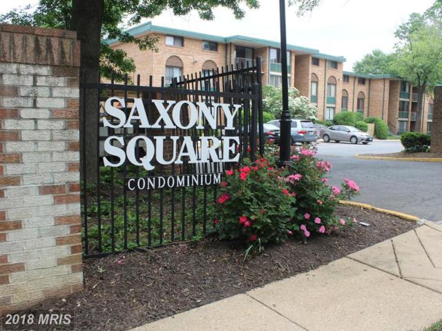 511 Armistead Street #302, Alexandria, VA 22312 (#AX10248448) :: Dart Homes