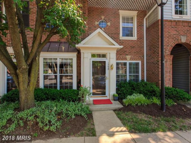 1732 Kingsgate Court #0, Alexandria, VA 22302 (#AX10279736) :: Gail Nyman Group