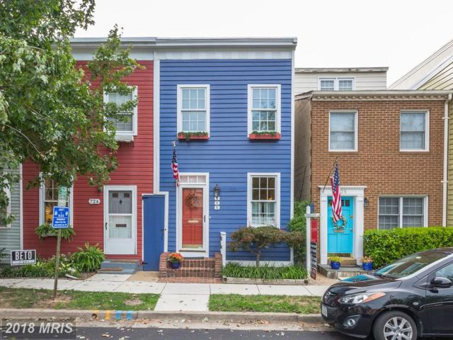 726 Columbus Street, Alexandria, VA 22314 (#AX10340130) :: Labrador Real Estate Team
