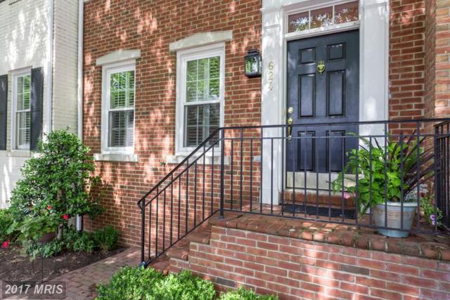 624 N. Pitt Street, Alexandria, VA 22314 (#AX9978148) :: Susan Scheiffley & Company Homes