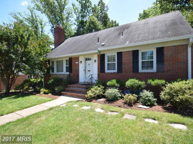 512 Crestwood Drive, Alexandria, VA 22302 (#AX9979430) :: LoCoMusings