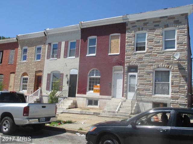 2524 Federal Street E, Baltimore, MD 21213 (#BA10001270) :: Pearson Smith Realty
