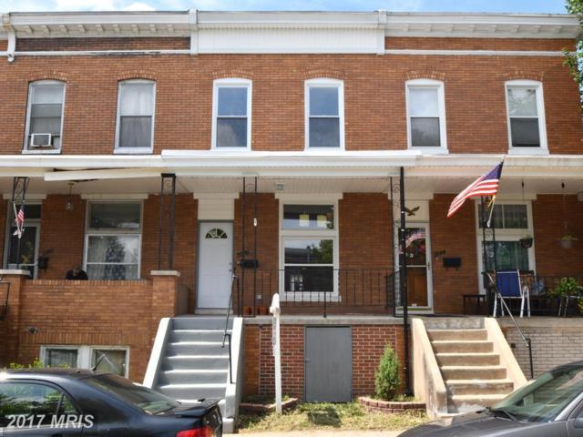1202 Weldon Avenue, Baltimore, MD 21211 (#BA10006134) :: The MD Home Team