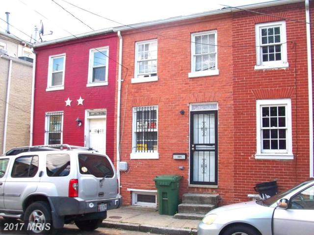 1005 Boyd Street, Baltimore, MD 21223 (#BA10008182) :: LoCoMusings