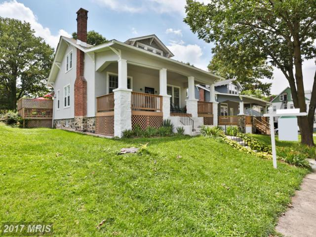 3907 Springdale Avenue, Baltimore, MD 21207 (#BA10015169) :: Pearson Smith Realty