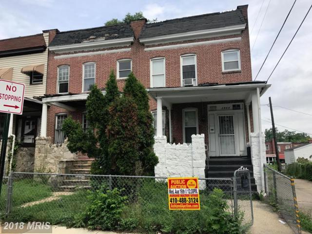 2524 Boarman Avenue, Baltimore, MD 21215 (#BA10019319) :: Pearson Smith Realty