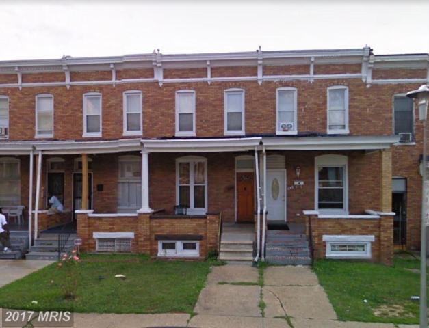 1605 29TH Street E, Baltimore, MD 21218 (#BA10020658) :: Pearson Smith Realty