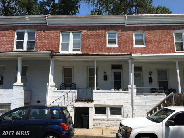 608 Montpelier Street, Baltimore, MD 21218 (#BA10025923) :: Pearson Smith Realty