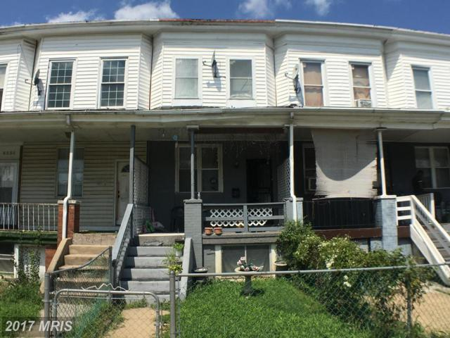 3332 Belvedere Avenue W, Baltimore, MD 21215 (#BA10035283) :: Pearson Smith Realty