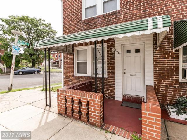 2637 Grogan Avenue, Baltimore, MD 21213 (#BA10043869) :: Pearson Smith Realty