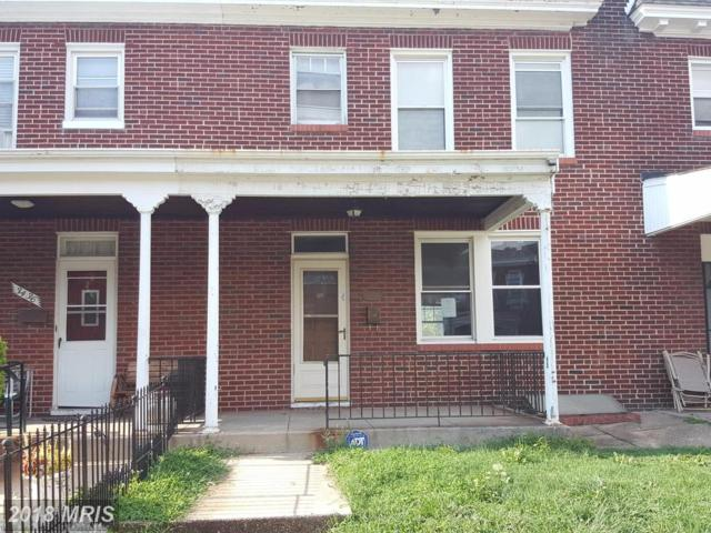 3438 Juneway, Baltimore, MD 21213 (#BA10044779) :: Pearson Smith Realty