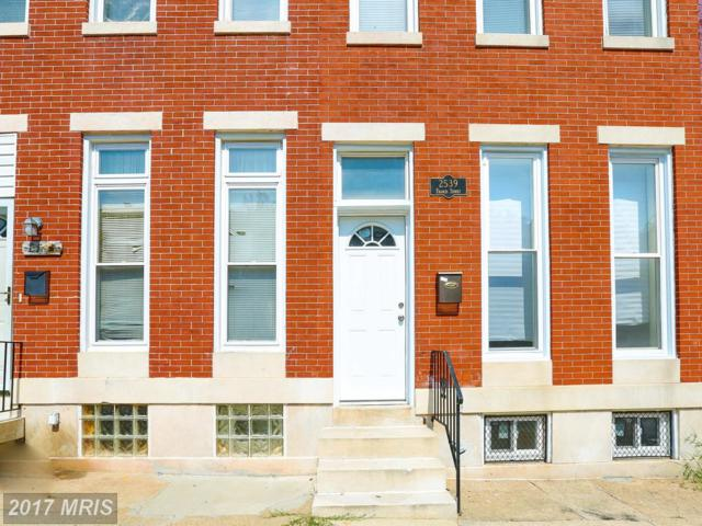 2539 Francis Street, Baltimore, MD 21217 (#BA10047187) :: Pearson Smith Realty