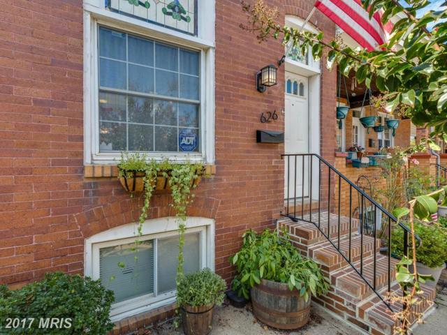 626 Fagley Street, Baltimore, MD 21224 (#BA10047712) :: SURE Sales Group