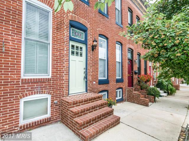 913 East Avenue S, Baltimore, MD 21224 (#BA10051208) :: Pearson Smith Realty
