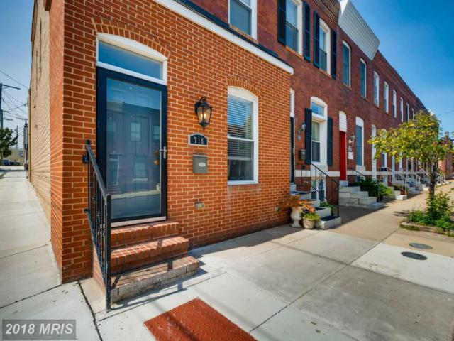 718 Eaton Street S, Baltimore, MD 21224 (#BA10054882) :: Pearson Smith Realty