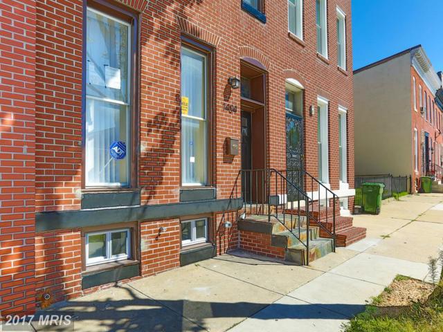 1404 Biddle Street, Baltimore, MD 21213 (#BA10061158) :: LoCoMusings