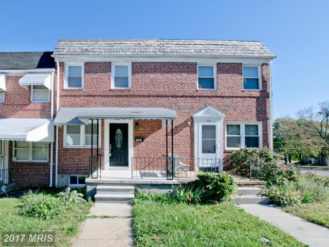 1003 Wedgewood Road, Baltimore, MD 21229 (#BA10063981) :: Pearson Smith Realty