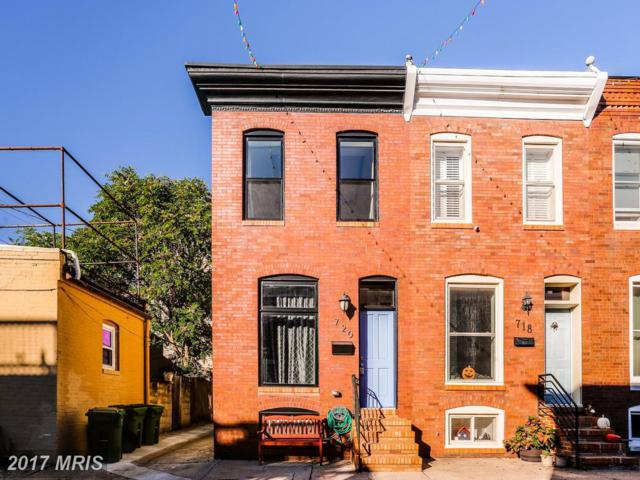 720 Glover Street S, Baltimore, MD 21224 (#BA10067348) :: The Dailey Group