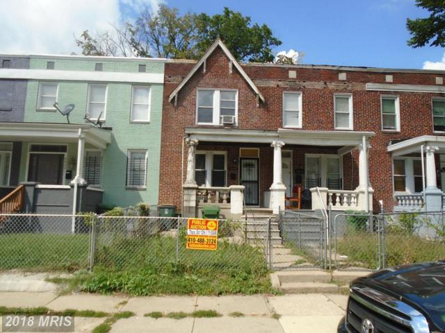 3018 Garrison Avenue W, Baltimore, MD 21215 (#BA10069231) :: Pearson Smith Realty
