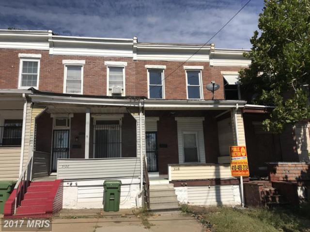 3118 Wilkens Avenue, Baltimore, MD 21223 (#BA10069712) :: LoCoMusings