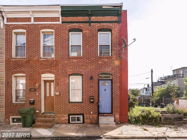 107 Bradford Street, Baltimore, MD 21224 (#BA10074926) :: Pearson Smith Realty