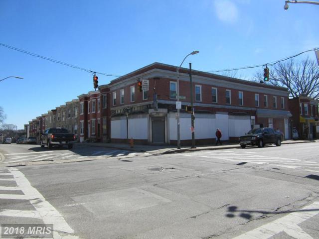 2877 Lafayette Avenue W, Baltimore, MD 21216 (#BA10077158) :: Pearson Smith Realty