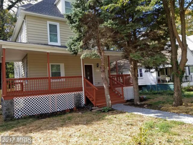 4001 Springdale Avenue, Baltimore, MD 21207 (#BA10079231) :: Pearson Smith Realty