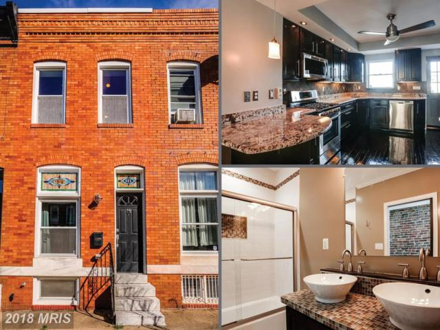 811 Eaton Street, Baltimore, MD 21224 (#BA10083834) :: Pearson Smith Realty