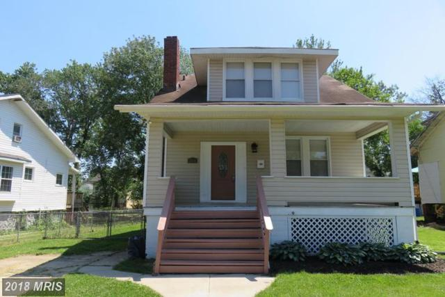 3819 Barrington Road, Baltimore, MD 21215 (#BA10086788) :: The Gus Anthony Team