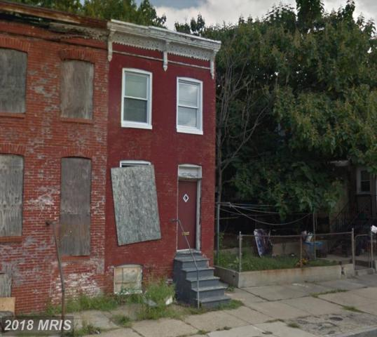 1403 Chester Street N, Baltimore, MD 21213 (#BA10088659) :: Pearson Smith Realty