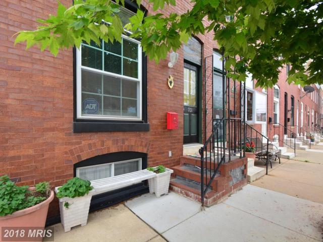 701 Fagley Street, Baltimore, MD 21224 (#BA10092434) :: Pearson Smith Realty