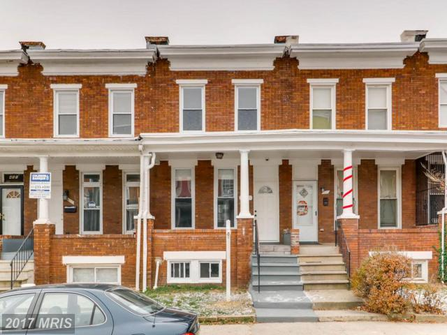 447 Ilchester Avenue, Baltimore, MD 21218 (#BA10098678) :: Pearson Smith Realty