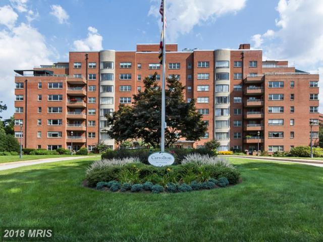 3601 Greenway #710, Baltimore, MD 21218 (#BA10099702) :: Pearson Smith Realty