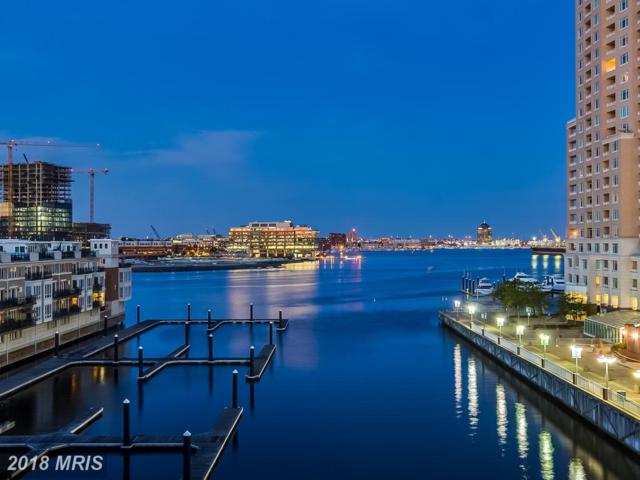 1026 Pier Pointe Landing #106, Baltimore, MD 21230 (#BA10100579) :: CR of Maryland