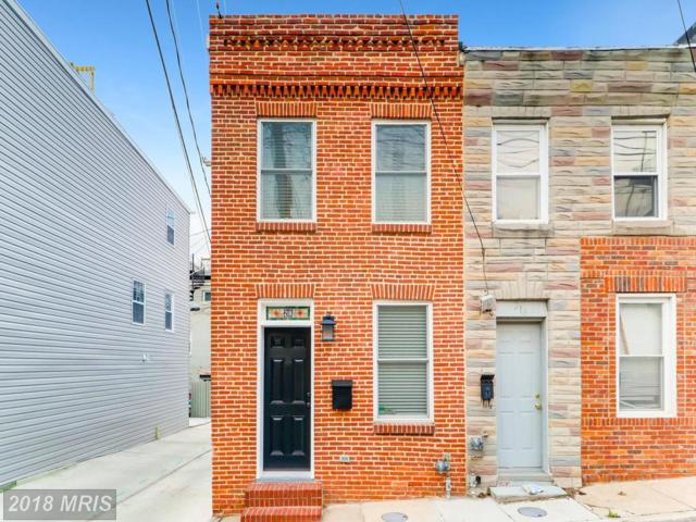 218 S Duncan Street, Baltimore, MD 21231 (#BA10100791) :: Pearson Smith Realty