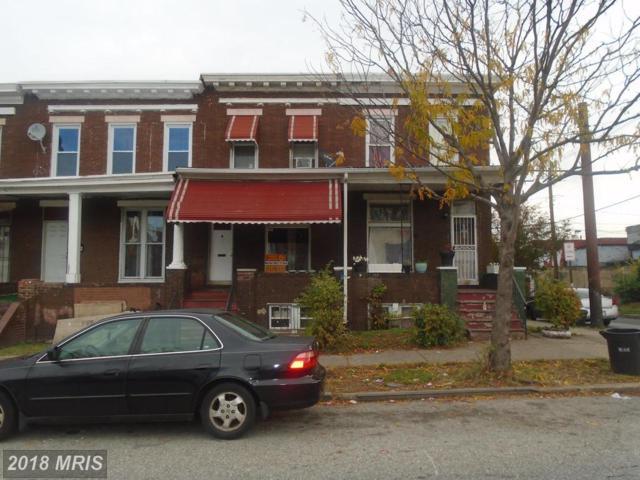 1240 Bonaparte Avenue, Baltimore, MD 21218 (#BA10101019) :: Pearson Smith Realty