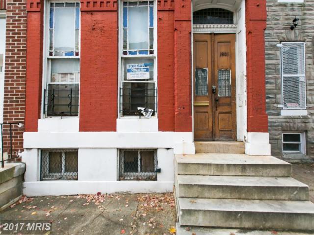 1908 Druid Hill Avenue, Baltimore, MD 21217 (#BA10103516) :: Pearson Smith Realty