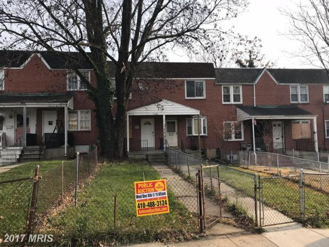 4515 Pall Mall Road, Baltimore, MD 21215 (#BA10103605) :: Pearson Smith Realty