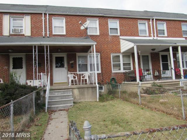 1418 Weldon Place South, Baltimore, MD 21211 (#BA10105230) :: RE/MAX Executives