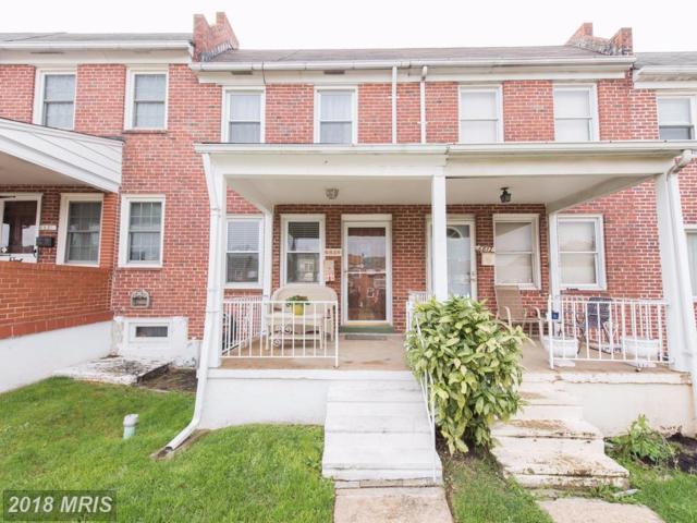 6819 Conley Street, Baltimore, MD 21224 (#BA10105257) :: Pearson Smith Realty