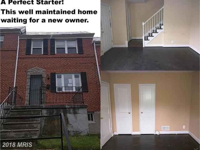 444 Chapelgate Lane, Baltimore, MD 21229 (#BA10105641) :: Pearson Smith Realty